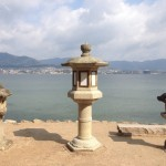 A view from Miyajima
